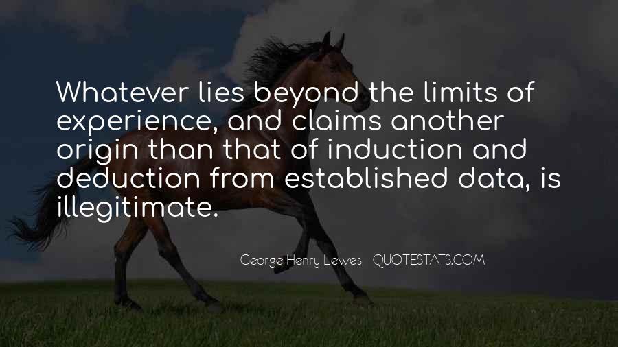 Illegitimate Quotes #753500
