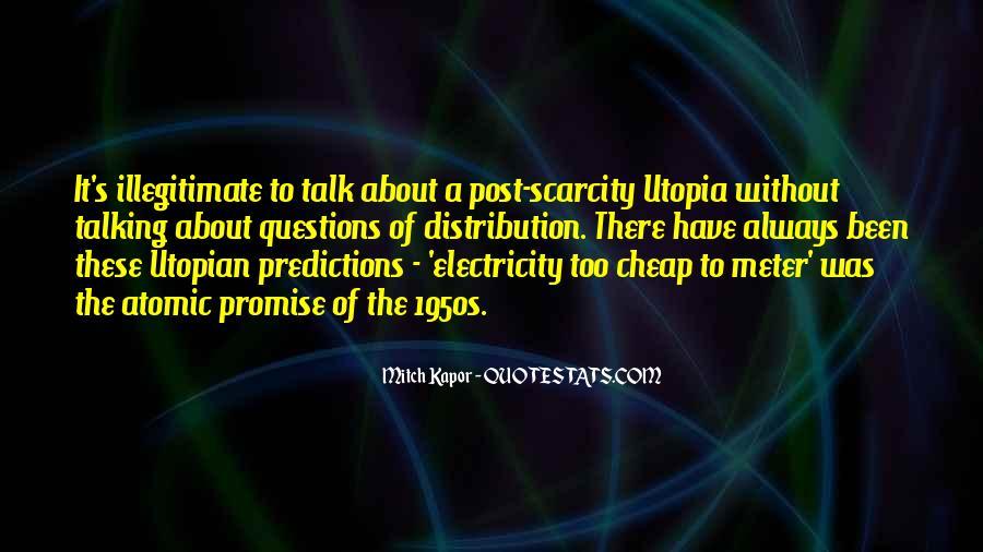 Illegitimate Quotes #912749