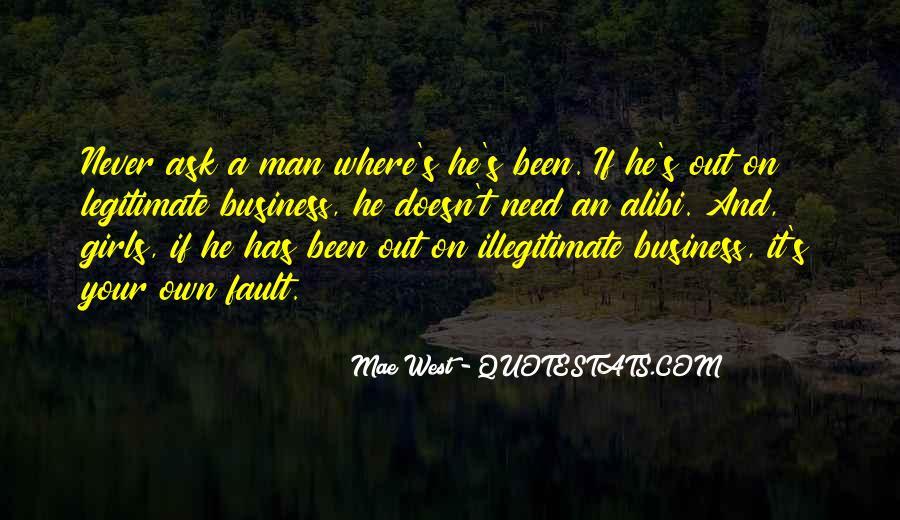 Illegitimate Quotes #940305