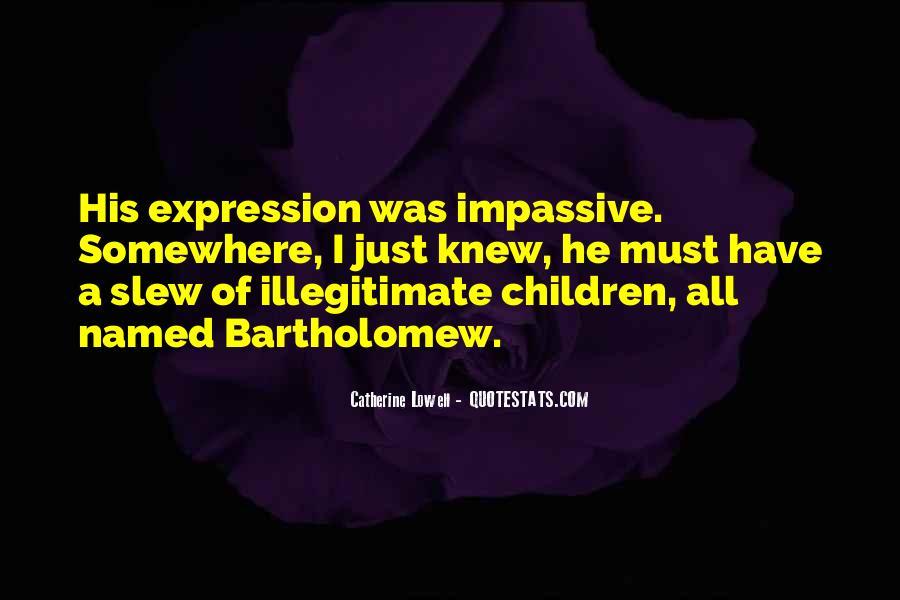 Illegitimate Quotes #97473