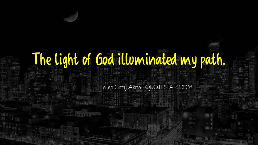 Illuminated Quotes #591777
