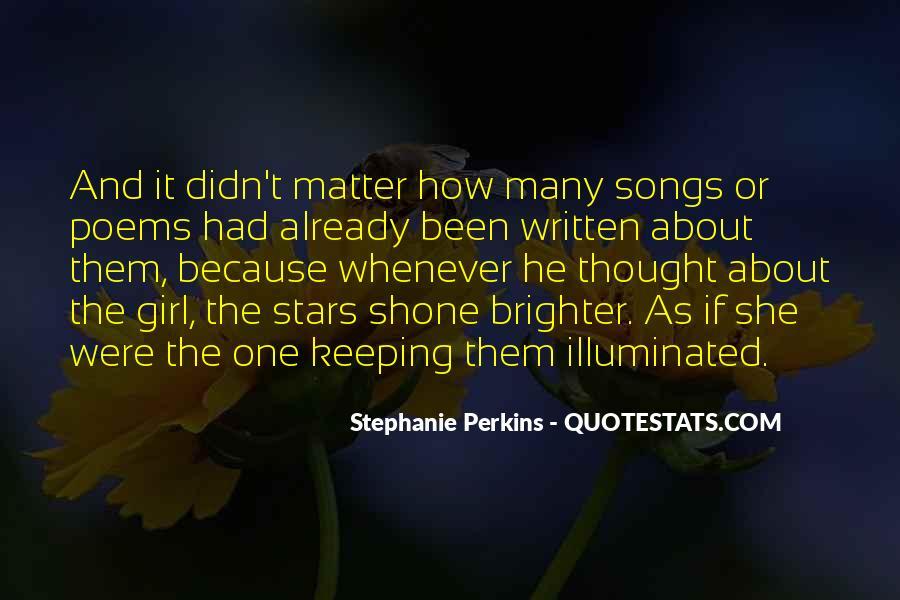 Illuminated Quotes #708323