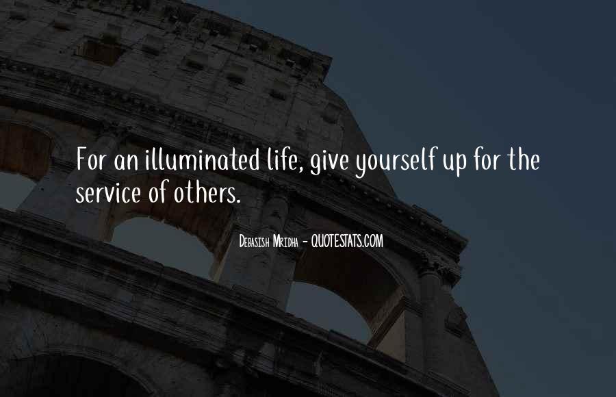 Illuminated Quotes #726400