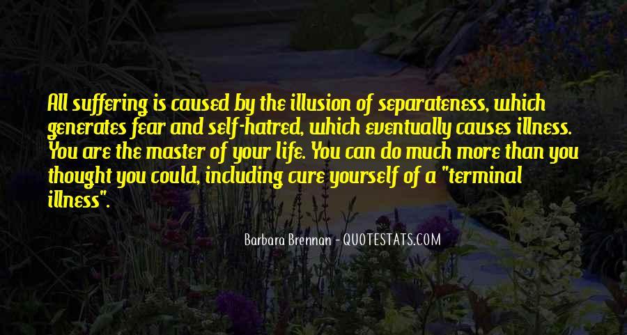 Illusion Of Separateness Quotes #1581070