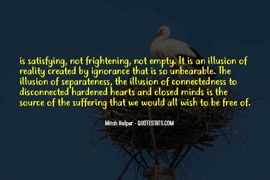 Illusion Of Separateness Quotes #1793056