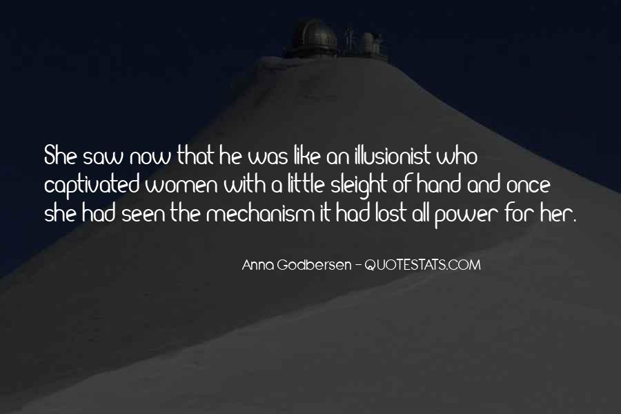 Illusionist Quotes #1760545