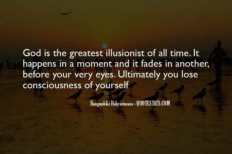 Illusionist Quotes #755275