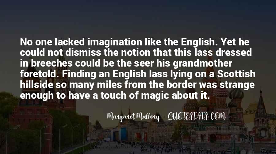 Imagination Magic Quotes #1192314