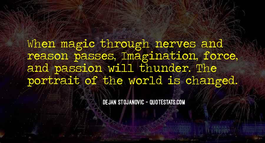 Imagination Magic Quotes #1199873
