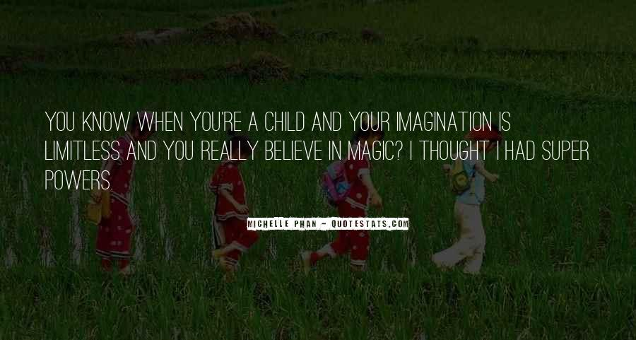 Imagination Magic Quotes #150658