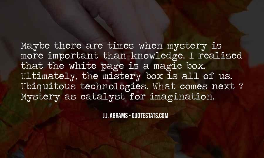 Imagination Magic Quotes #1514304