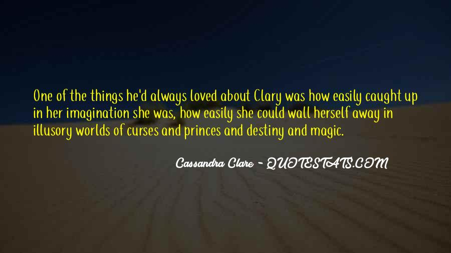 Imagination Magic Quotes #1563513