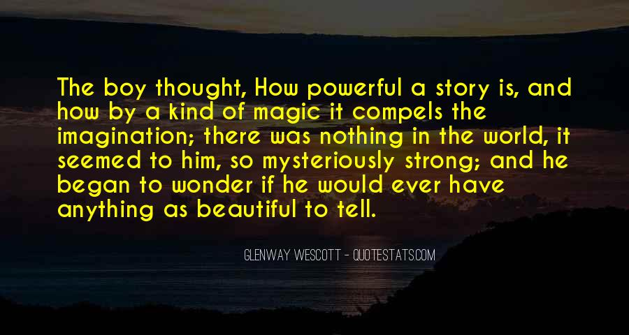 Imagination Magic Quotes #1611309