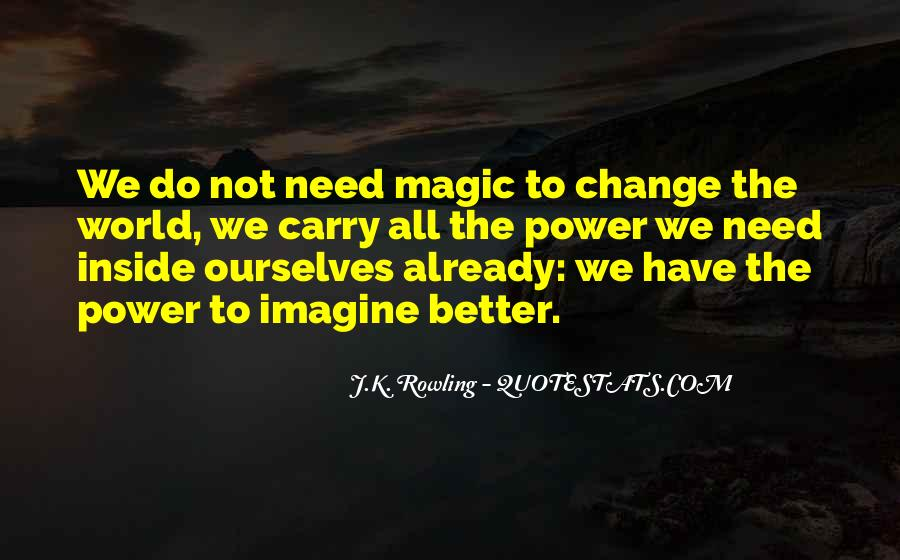 Imagination Magic Quotes #1725375