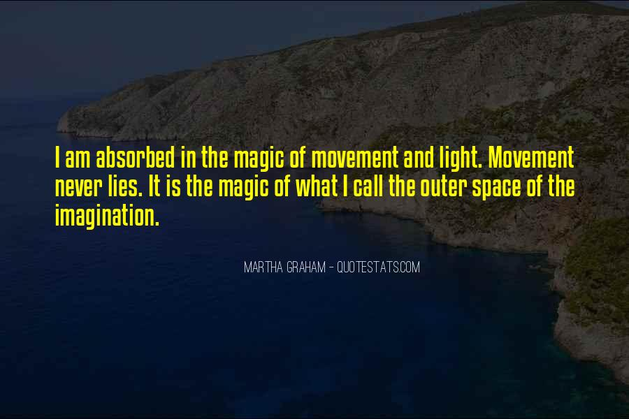 Imagination Magic Quotes #1809879