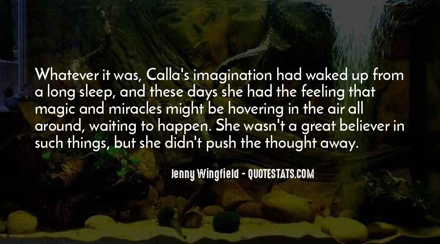 Imagination Magic Quotes #794230