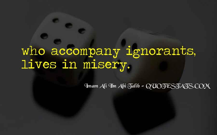 Imam Ali R.a Quotes #278109