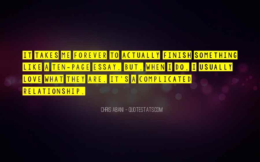 Immanuel Hsu Quotes #130976