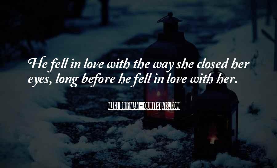 Immature Love Says Quotes #906719