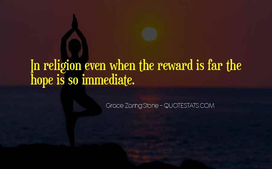 Immediate Reward Quotes #43441