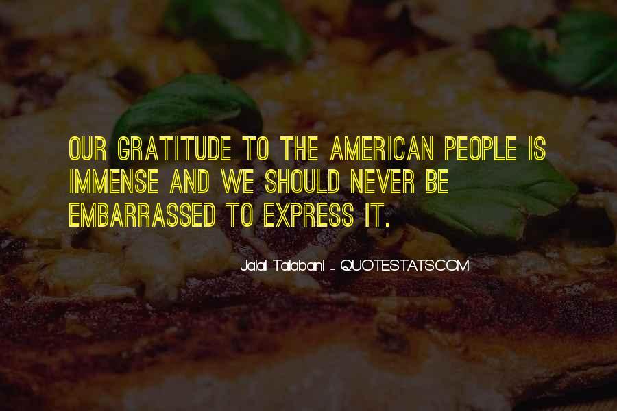 Immense Gratitude Quotes #1151068