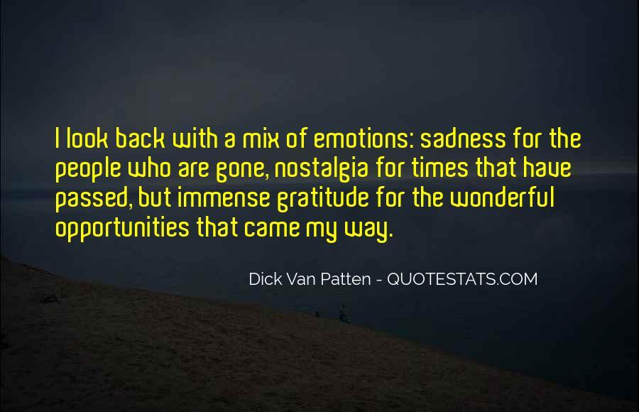 Immense Gratitude Quotes #1448798