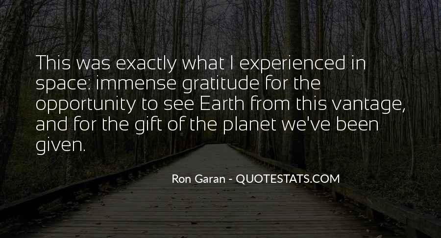 Immense Gratitude Quotes #343607