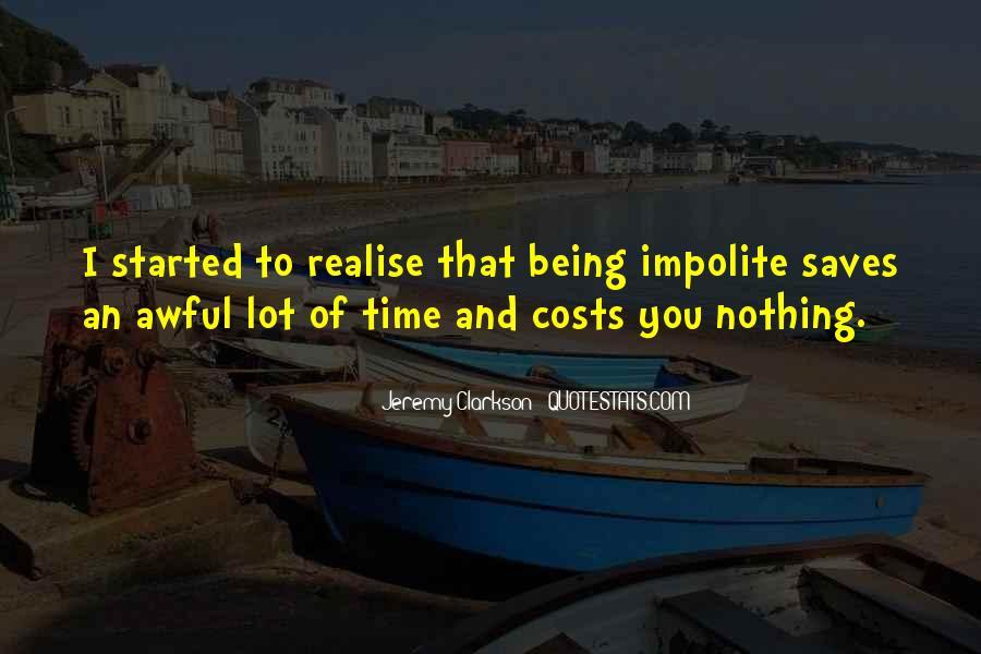 Impolite Quotes #1159906
