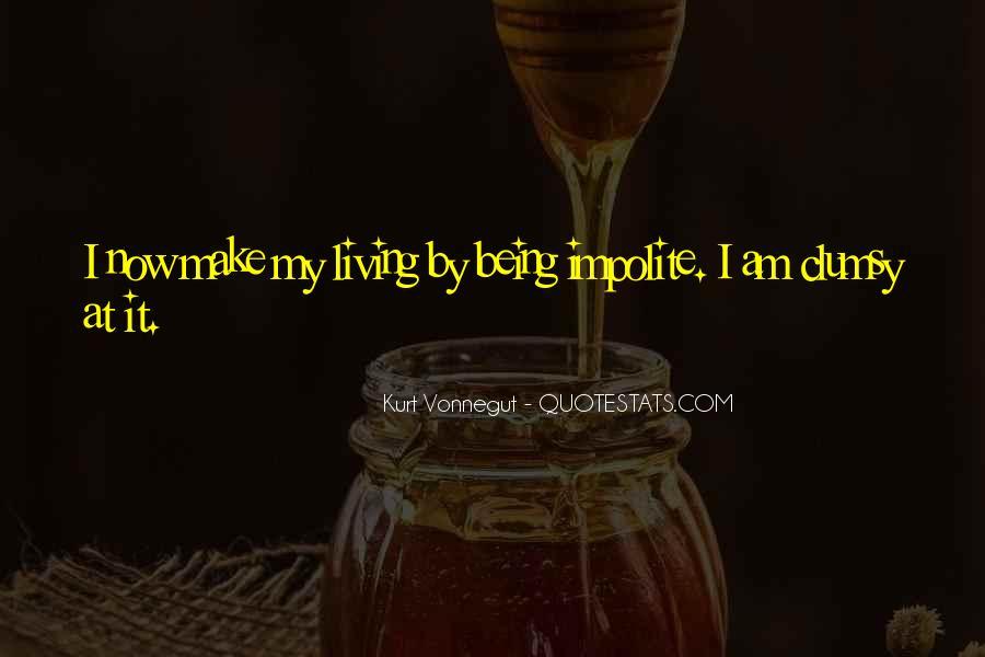 Impolite Quotes #1496232