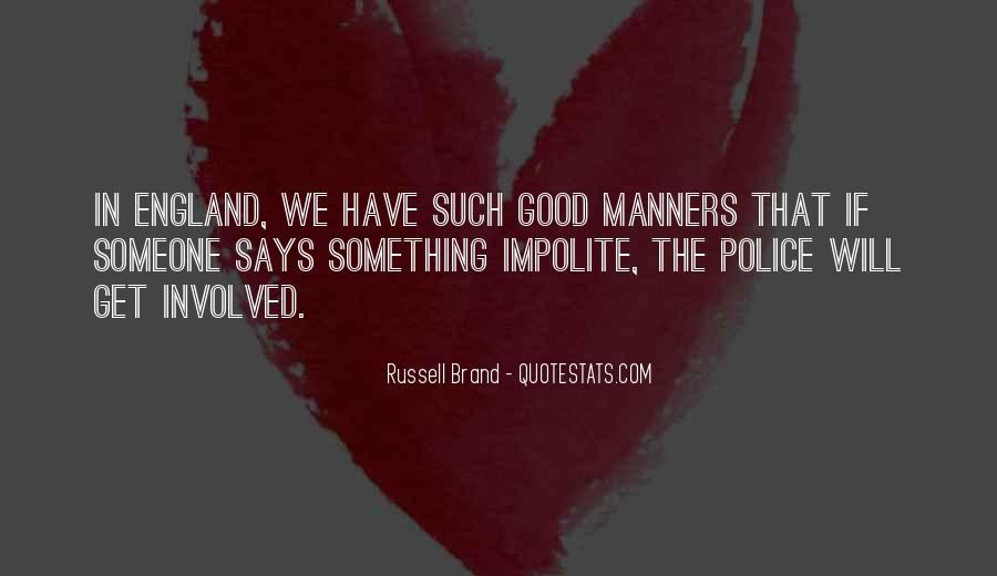 Impolite Quotes #1758693