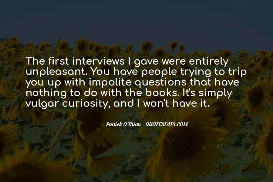 Impolite Quotes #1807329