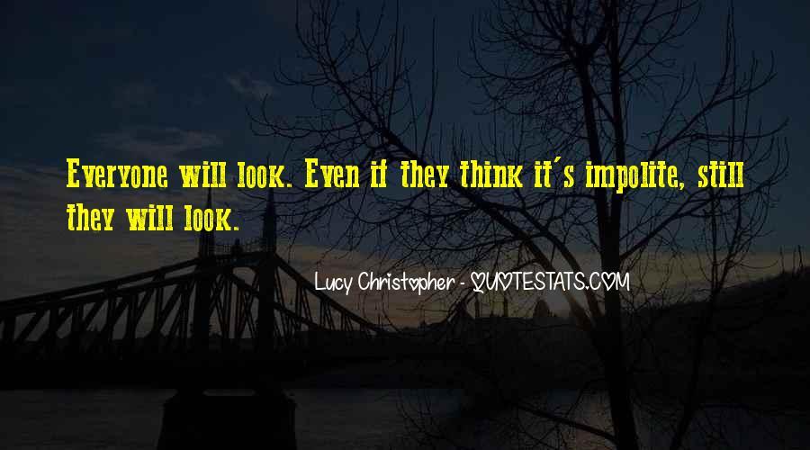 Impolite Quotes #1825722