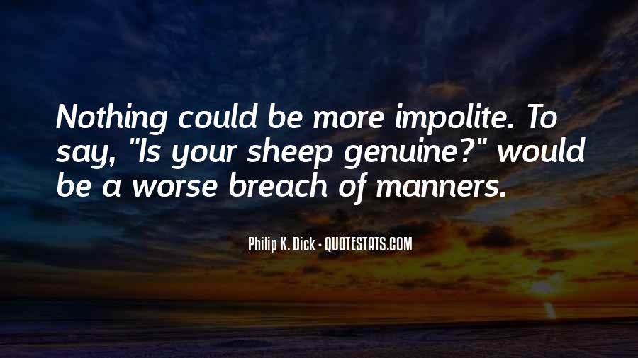 Impolite Quotes #389305