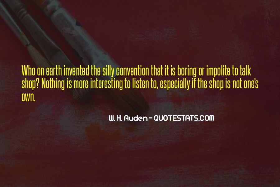 Impolite Quotes #81514