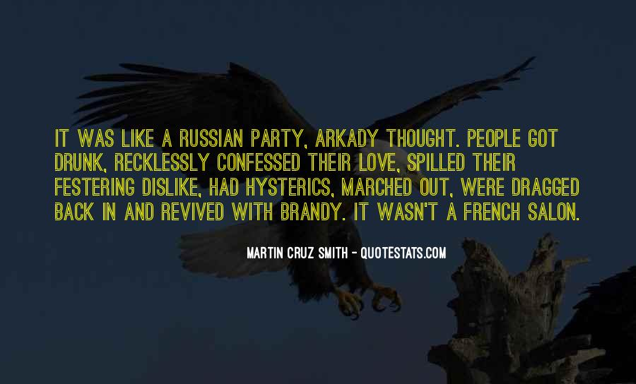 Quotes About Famous New Chapters #1109681