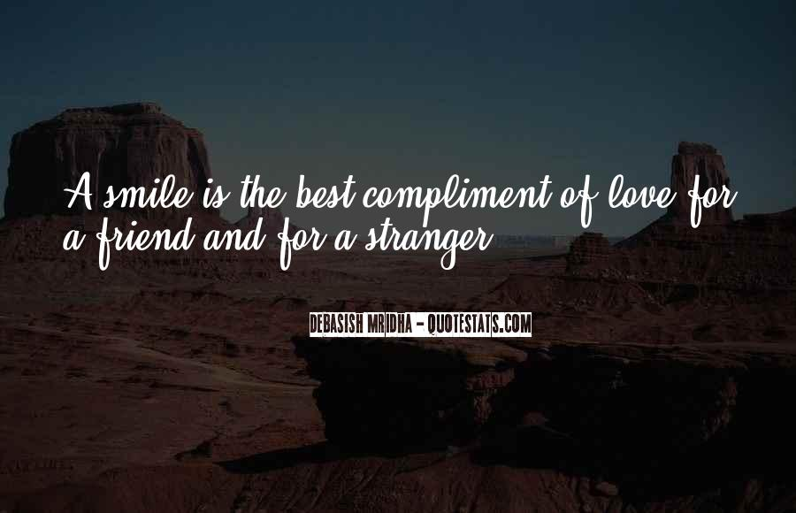 Importance Of Your Love Quotes #463062