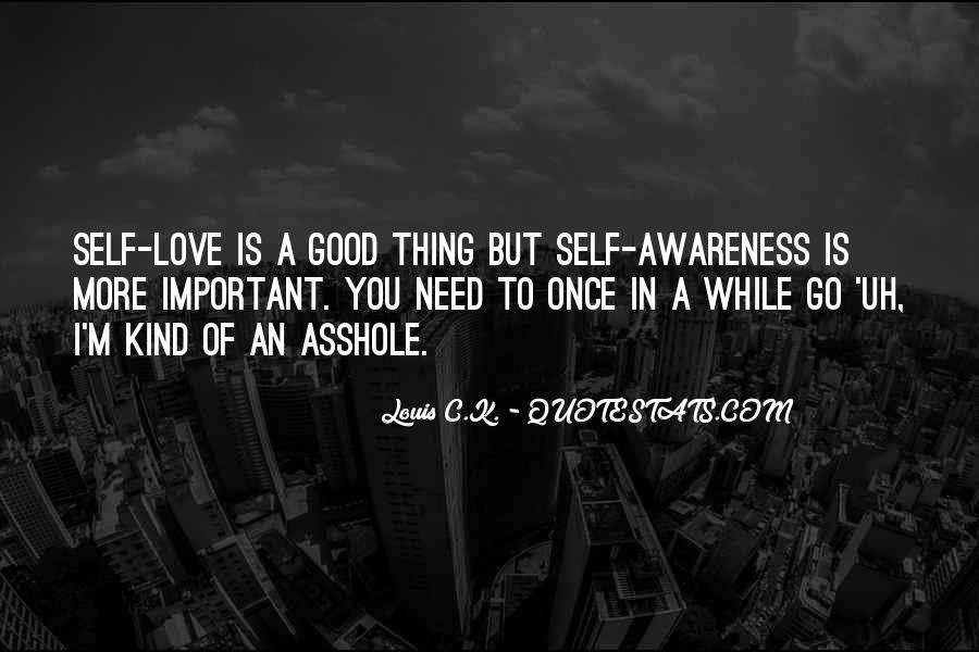 Importance Of Your Love Quotes #93340
