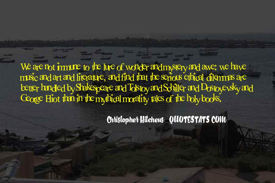 Quotes About The Art Of Literature #292291