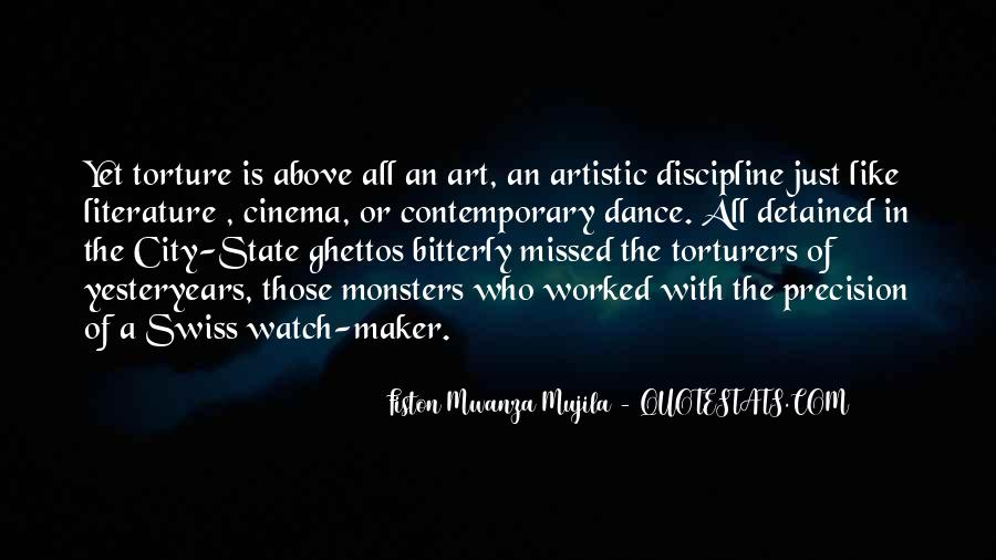 Quotes About The Art Of Literature #368832