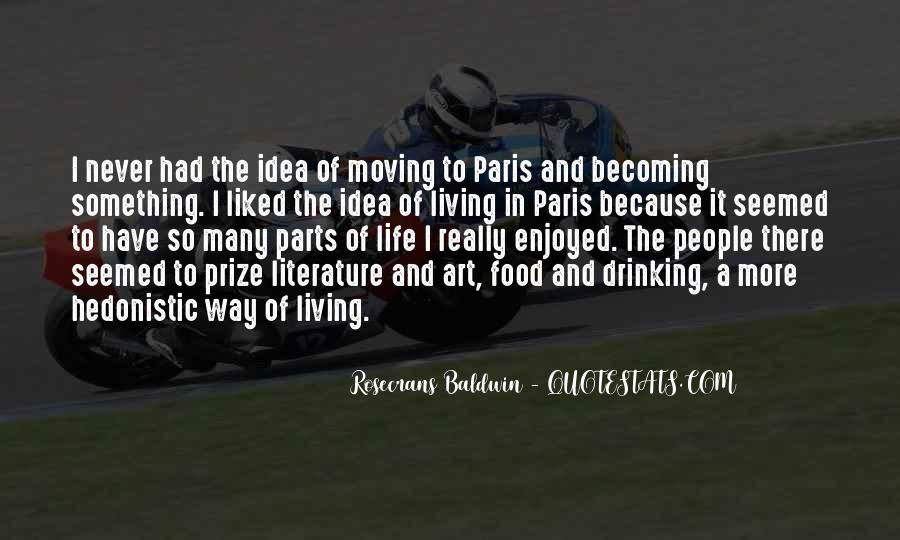 Quotes About The Art Of Literature #493898
