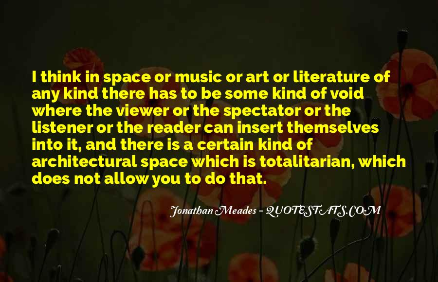 Quotes About The Art Of Literature #504849