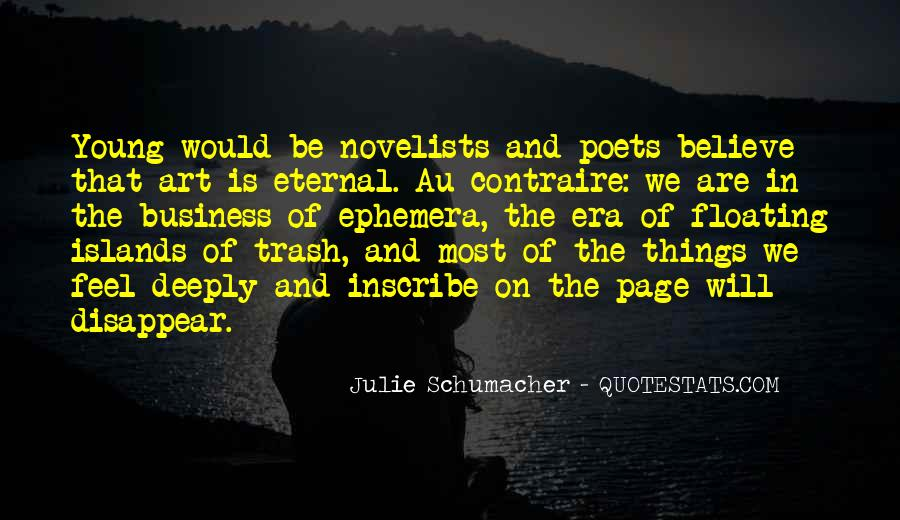 Quotes About The Art Of Literature #647041