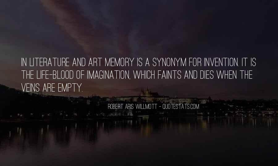 Quotes About The Art Of Literature #66436