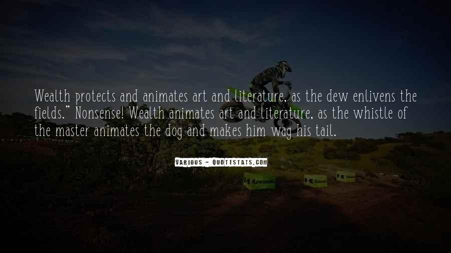 Quotes About The Art Of Literature #718634