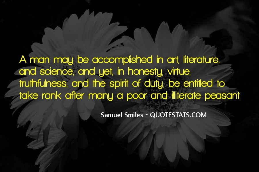 Quotes About The Art Of Literature #822401