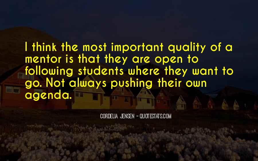 Important Cordelia Quotes #261963