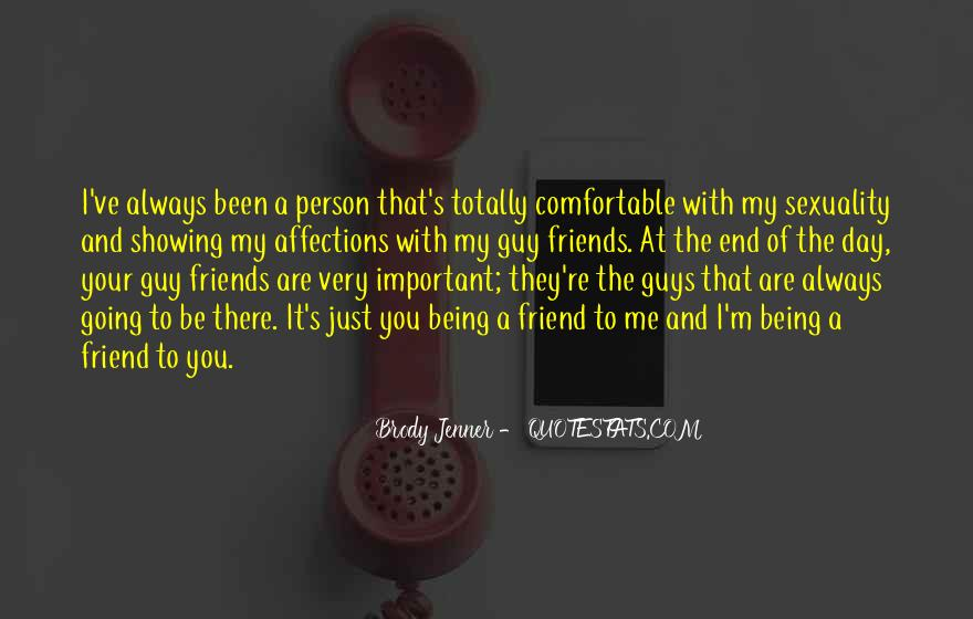 Important Person To Me Quotes #1244353