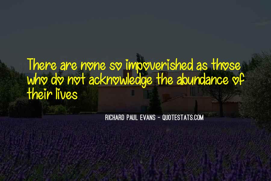 Impoverished Quotes #1030189