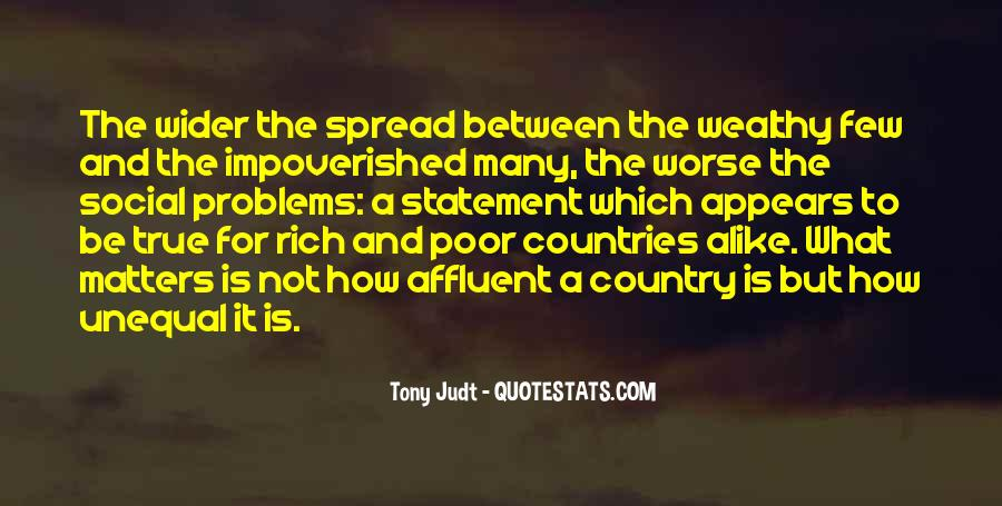 Impoverished Quotes #1075289