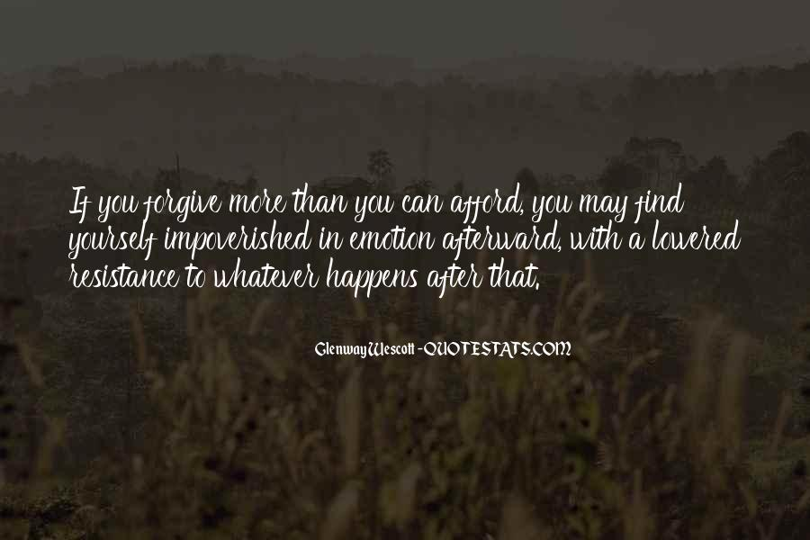 Impoverished Quotes #535636